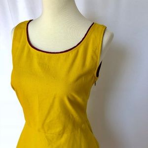 Zara Dresses - Yellow Sundress